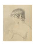 Bust Portrait of Susan Bloxam