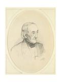 Portrait of William Bennett  1850