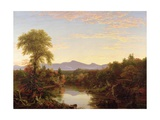 Catskill Creek  New York  1845