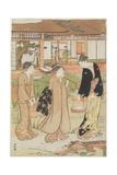 Picnic in a Daimyo's Garden  1786