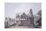 A Hindu Temple in the Fort of Rohtas  Bihar