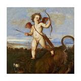 The Triumph of Love  C 1545