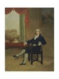 Thomas Graham (1748-1843) Baron Lynedoch of Balgowan  C1790
