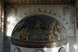 Rome Fresco by Taddeo Zuccari (1529-1566)  1559 Basilica of Saint Sabina