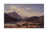 Landscape Near Rome  1858