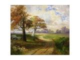 Autumn Scene  1902