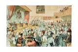 The Commission on Society  from 'St Stephen's Review Royal Commission Number  Christmas  1888