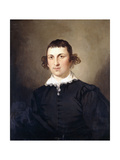 Portrait of a Gentleman  Probably Mr Lyte  in Black Van Dyke Costume  1769