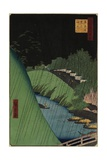 The Temple of Confucius Near the Shohei Bridbe over the Kanda River  September 1857