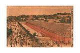 Kyoto Sanjusangendo No Zu