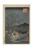 New Year's Eve Foxfires at the Hackberry Tree in O_Ji  1857