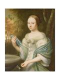 Portrait of a Lady  1671