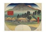 Ashinoyu  1834-1839