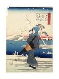 Noda in Mutsu Province  1843-1847