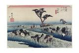 April Horse Fair  Chiryu  C 1833