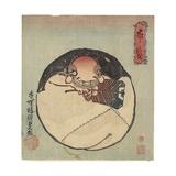 Hotei God  C 1830-1844