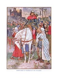 Robin Hood the Friend of the Peasants  C1920