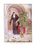 Robin Hood Coming to Kirkley Hall  C1920