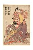 Arashi Hinasuke No Minamoto No Raiko to Iwai Kumesaburo No Yosoihime