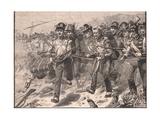 Bayonet Charge at Talavera Ad 1809