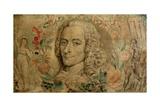 Francois Marie Arouet De Voltaire  C1800