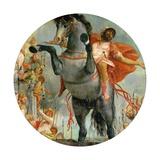The Sacrificial Death of Marcus Curtius  C1550-2