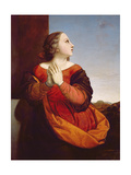 St Catherine  C1840 (Panel)