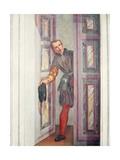 A Servant at the Door  1562