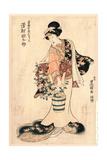 Sawamura Tanosuke No Yusuke Nyobo Osen
