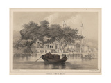 Chinese Temple  Macao  1855