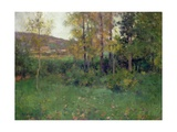 Spring Landscape  Giverny  1887