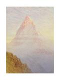 The Matterhorn  1870