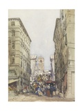 The Rialto  August 1846