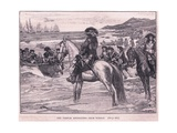 The French Retreating from Torbay Ad 1690