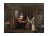 Marriage a La Mode: III - the Inspection  C1743