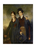 John Soane Junior and George Soane  1805
