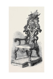 Garrick's Shakspeare Chair