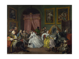 Marriage a La Mode: IV  the Toilette  C1743