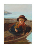 The Fisher Boy  1870