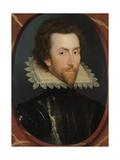 Portrait of Grey Brydges  Fifth Baron Chandos of Sudeley (C 1581-1621) C1615