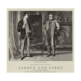 Saddle and Sabre