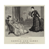 Saddle and Sabre