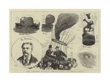 The Balloon Society's Garden Party at Lillie Bridge