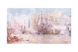 Battle of Trafalgar 1805  1915