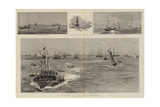 Sketches at the Naval Review