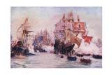 The Spanish Armada 1588  1915