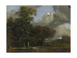 Woodland Landscape  C 1816 - 1820