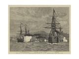 The Last of the Naval Demonstration  Dispersal of the International Fleet  5 December 1880