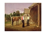 Bargaining for a Horse  1835