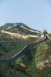 Badaling Section of Great Wall Built in 1505 (Unesco World Heritage List